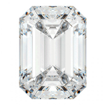 best prices for Emerald Cut gia certified loose diamonds