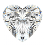 best prices for Heart Shape gia certified loose diamonds