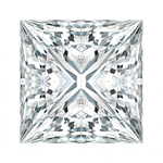 best prices for Princess Cut gia certified loose diamonds