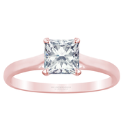 Princess Diamond Solitaire