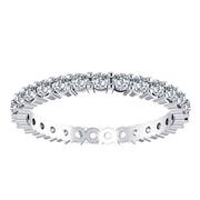 Round Diamond Eternity Band - 0.90crt