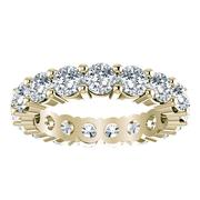 3 3/4ctw Round Diamond Eternity Ring