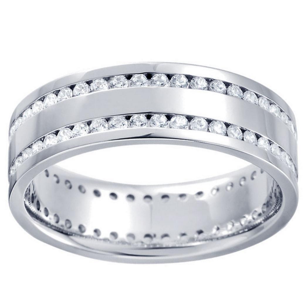 Men's Diamond Wedding Band