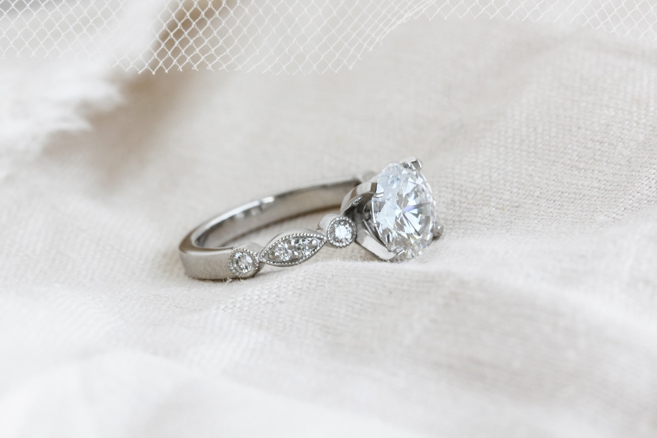 best unique engagement rings in Texas