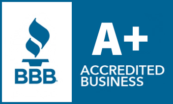 Better Business Bureau A+ Accredited